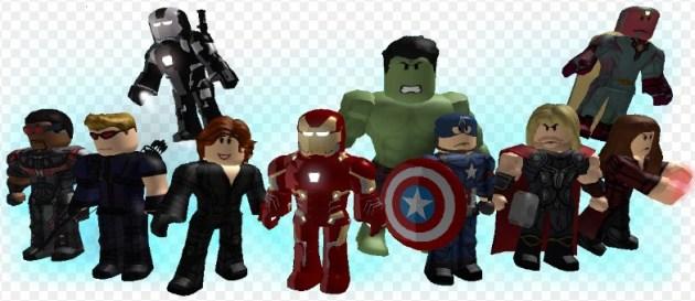 Roblox Avengers