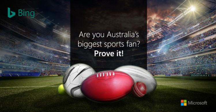 Bing Weekly Sport Trivia Quiz