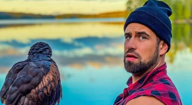 Blake Moynes' Love towards Animals
