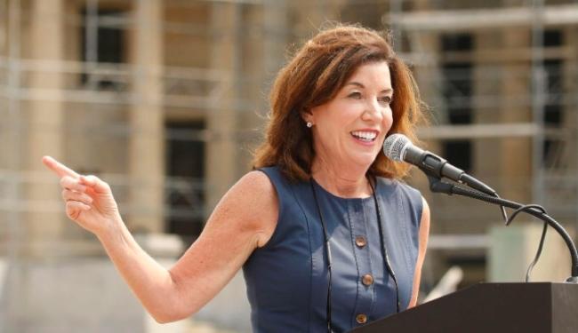 Kathy Hochul Political Career